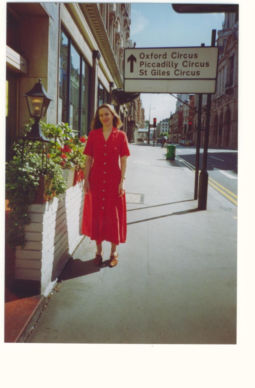 Elly in Wigmore Street W1