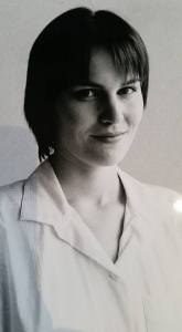 Elly_McDonald_Writer Ian Greene headshot 1985