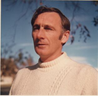 Angus in cable knit