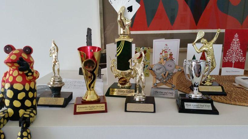 Angus trophies