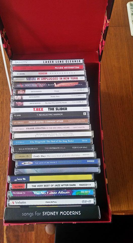 Car CDs