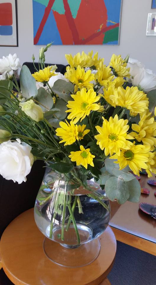 Flowers from Dentalspa