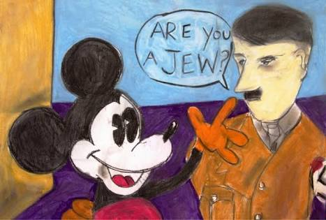 monsieur-mayonnaise-hitler-and-mickey
