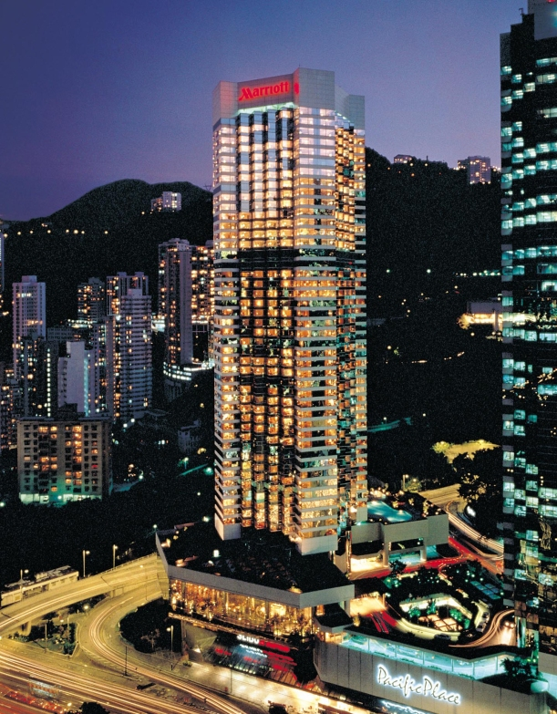 JW Marriott Hotel Hong Kong night exterior.jpg