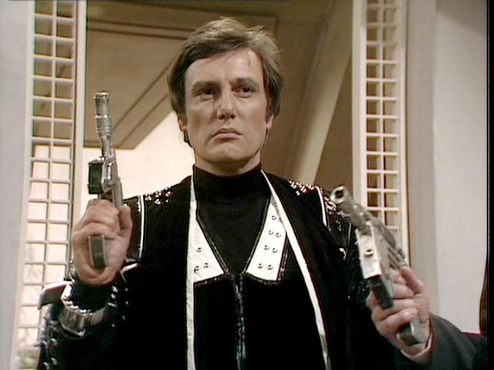 Paul Darrow Avon