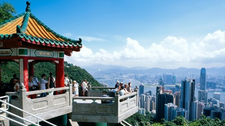 Victoria-Peak-Tower-Hong-Kong