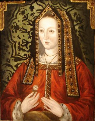Elizabeth of York 2 Elly McDonald Writer