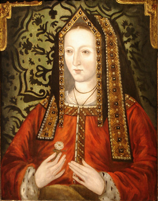 Elizabeth of York 2 Elly McDonald Writer
