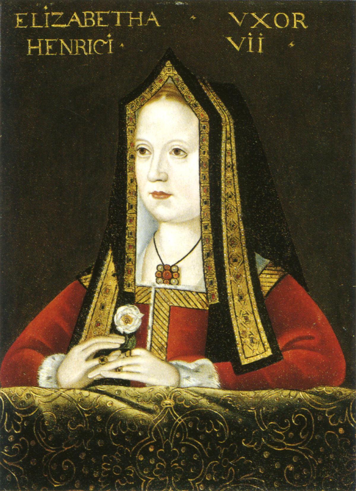 Elizabeth of York Elly McDonald Writer