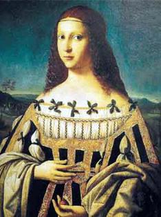 Lucrezia Borgia 3 Elly McDonald Writer