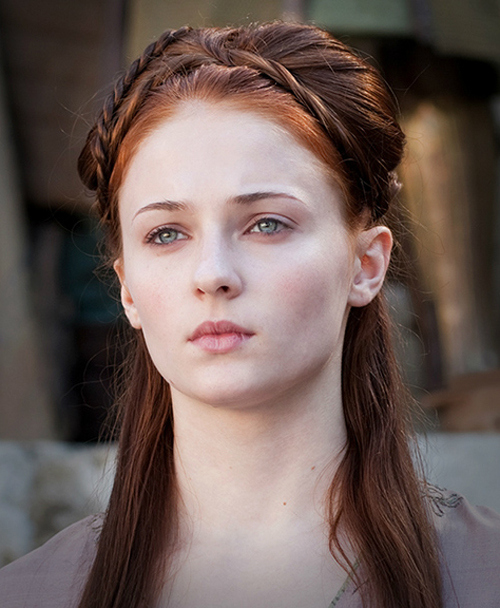 Sansa Stark Elly McDonald Writer