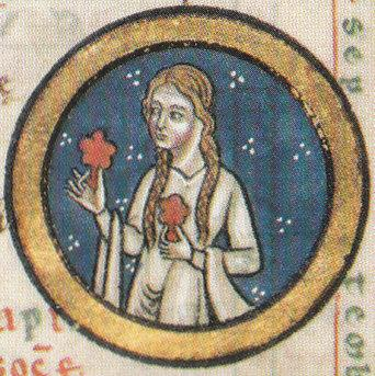 medieval-woman-with-roses