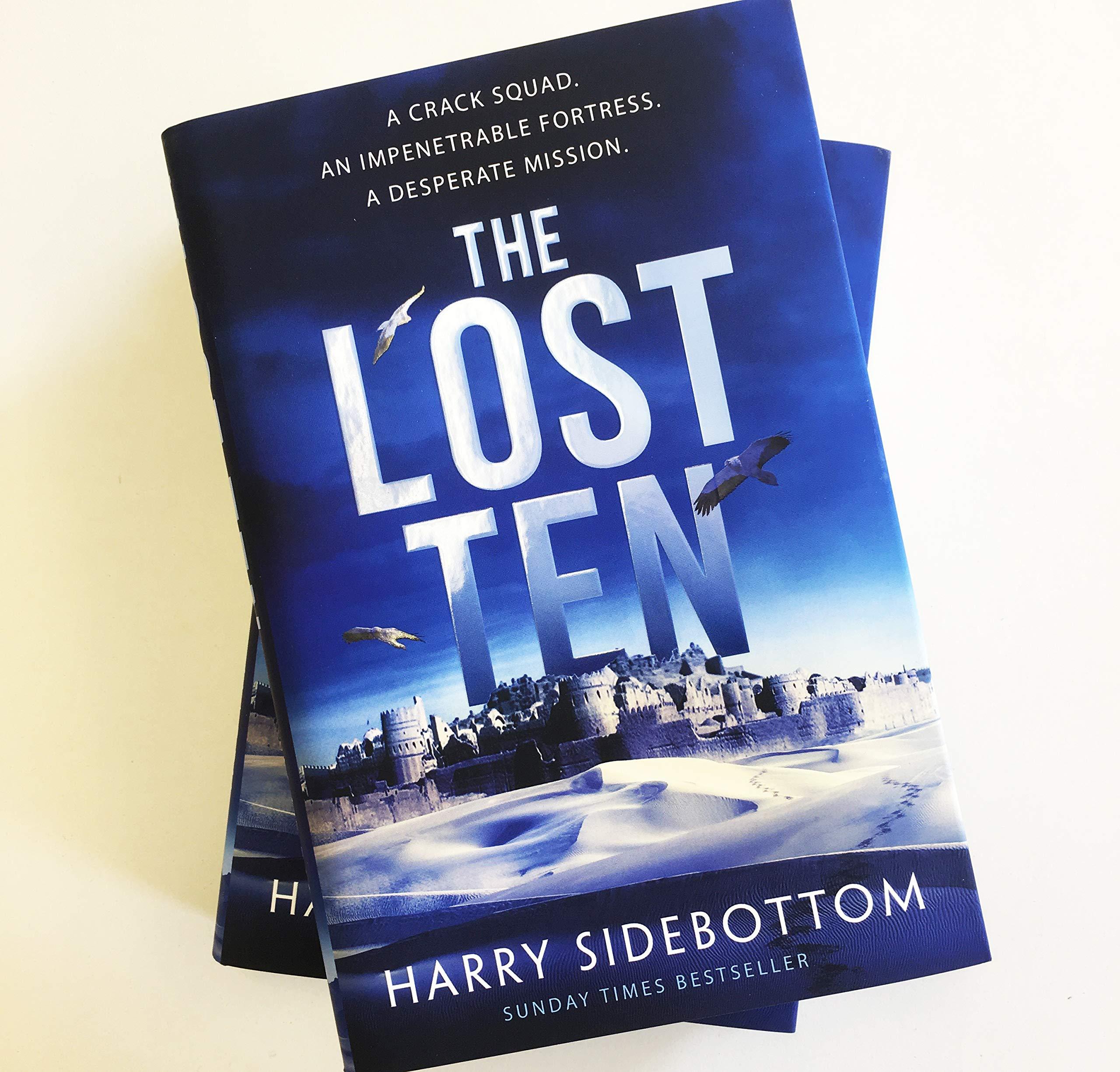 Harry_Sidebottom_The_Lost_Ten