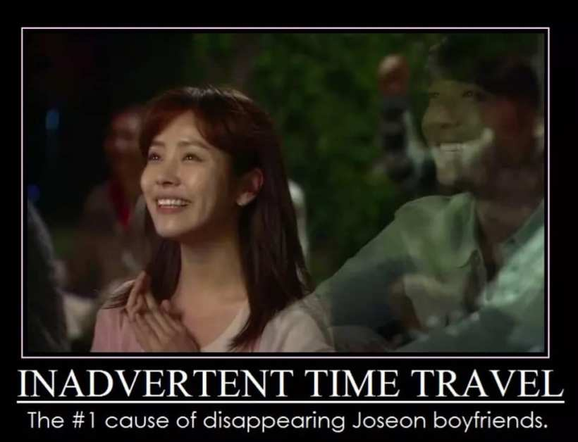 K-drama_Inadvertent_Time _Travel
