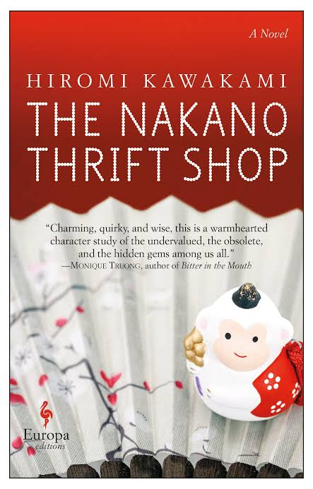 The_Nakano_Thrift_Shop_Hiromi_Kawakami